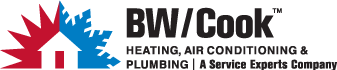 BW/Cook Service Experts Logo